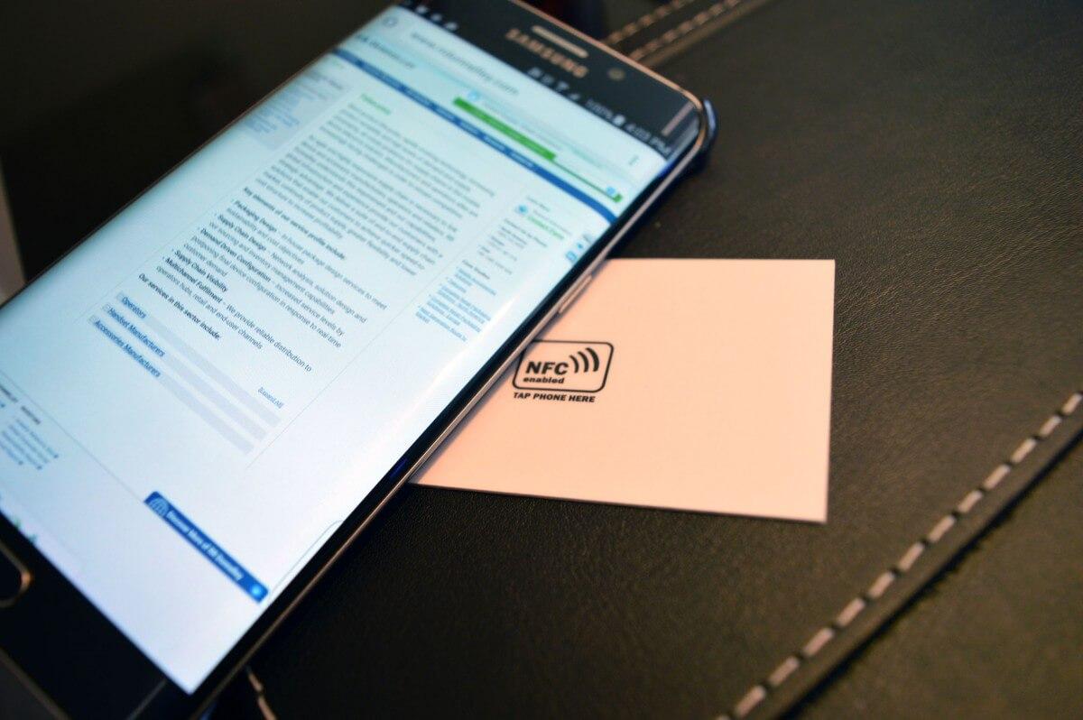 NFC Business Cards - Misc - NFC
