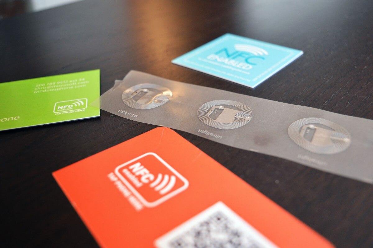 NFC inlays - display 3