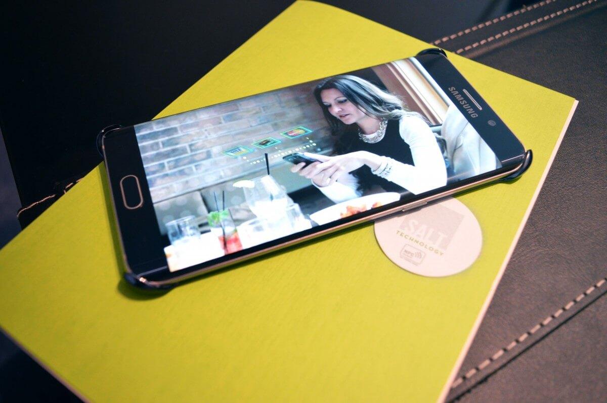 NFC Stickers - Salt - NFC