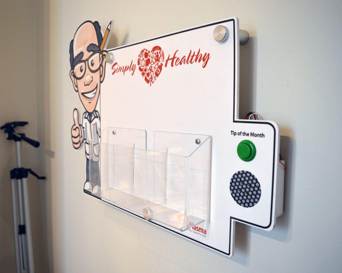 soundBOX - Simply healthy - display 2