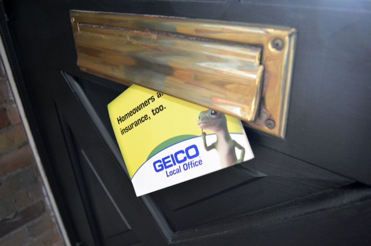 Geico Custom Sound Greeting Card