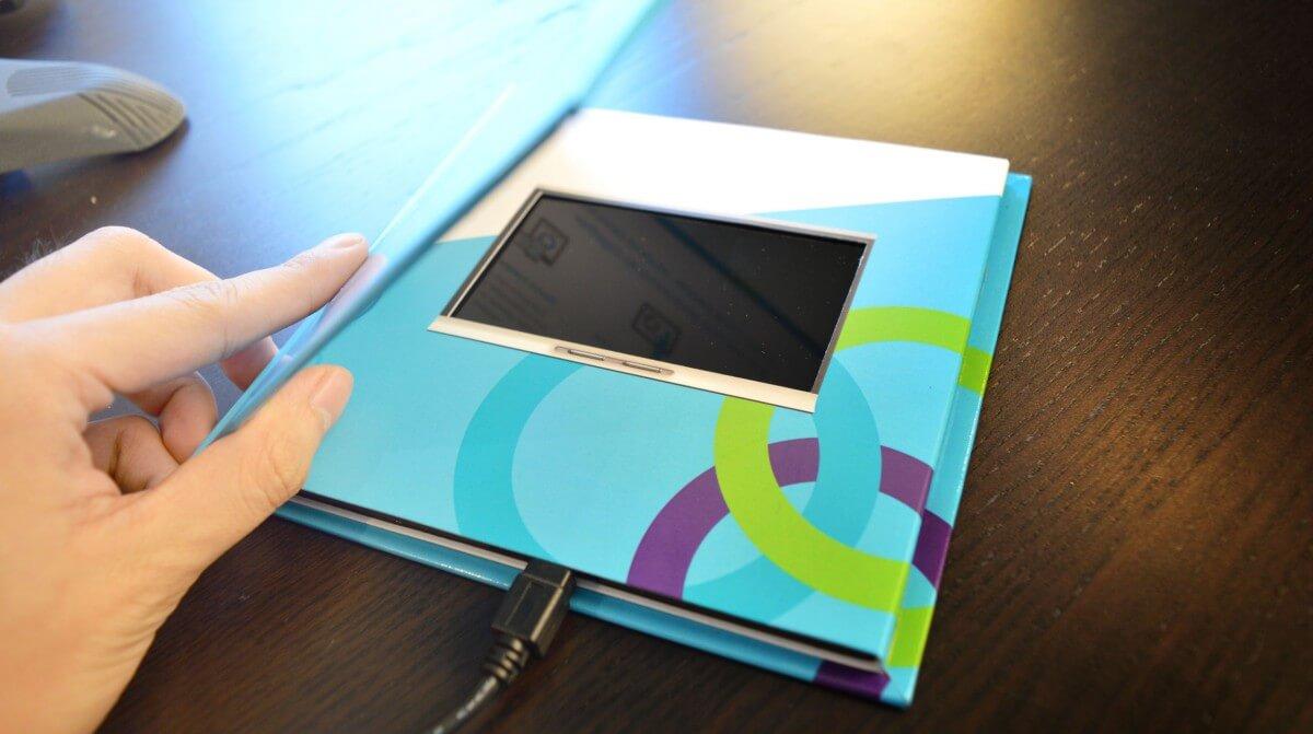 videoBOOK - Smart - charging