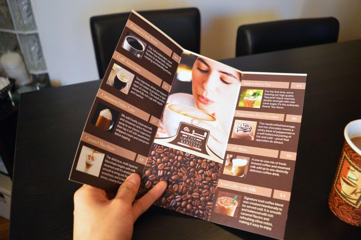 NFC Brochure - Grinding Baristas - hands on