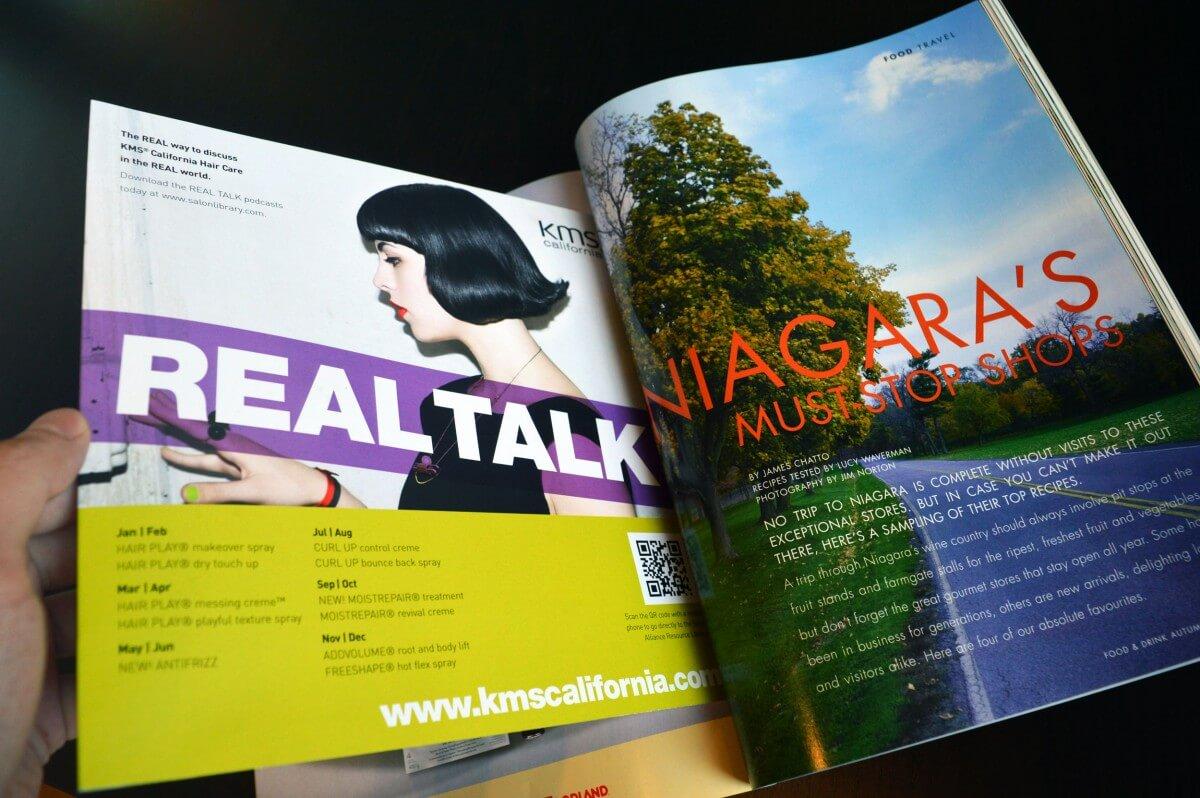 KMS California custom magazine insert.