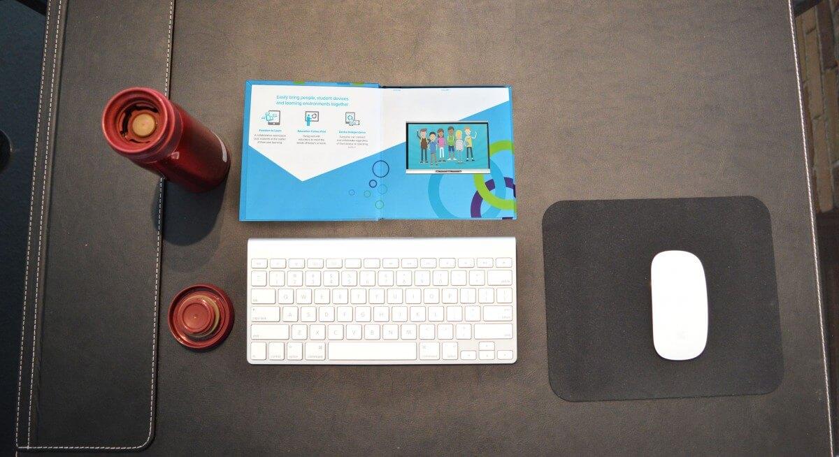 videoBOOK - Smart - tabletop