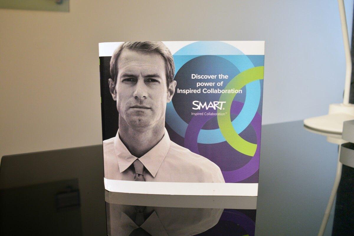 Smart video brochure