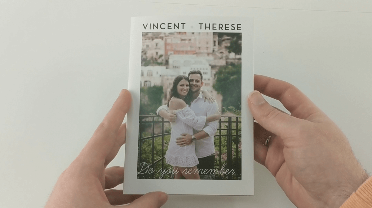 Vincent + Therese